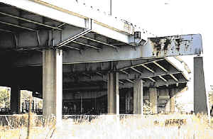 I-95 Restoration (RES) Project - PENNDOT Overall management of bridge inspection activities and as-inspected ratings for the entire project team on this project, consisting of the rehabilitation of six bridges, two viaducts, and two affected bridges along I-95 through Philadelphia, PA.