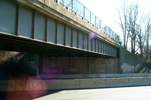 New Falls Road Bridge