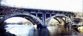 Nescopeck Creek Bridge Seismic Design - PennDOT 5-0